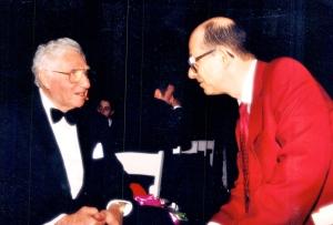 Bud Schulberg & John Meyer