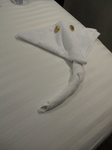 Towel Stingray