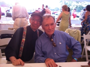 John Meyer and Dick Cavett